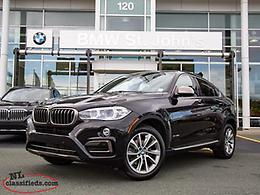2017 BMW X6 $386 B/W PLUS TAX