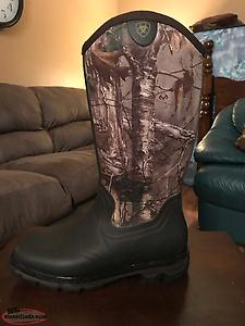 Ariat Western Style Hunting Boots