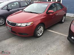 2011 Kia Forte.power moonroof,,BAD CREDIT APPROVED!! 99% Drive