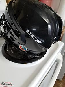 Jr. Small ice hockey helmet