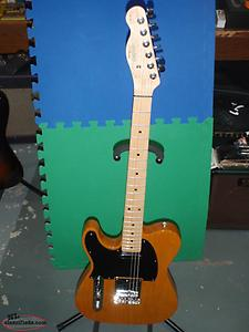 LEFTY FENDER SQUIRE TELE