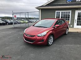 2011 Hyundai Elantra 106,000 km LOADED AND INSPECTED
