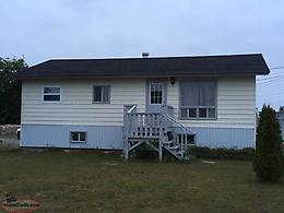 House for sale located in Wing's Point Gander Bay