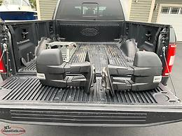 2015-2017 Ford F-150 Tow Mirrors (8 Pin)