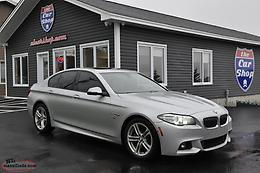 2014 BMW 528i xDrive M Sport pkg AWD, INSPECTED, FINANCING - nlcarshop.com