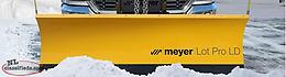 MEYER AND WESTERN SNOW BLADES / SNOW PLOWS
