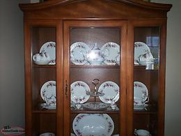 CHINA AND CABINETS FOR SALE