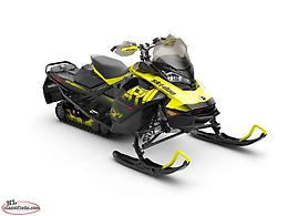 Fun 'n' Fast DEMO DEAL - SAVE $5,000 on a 2018 Ski-Doo MXZ X 850 E-TEC!