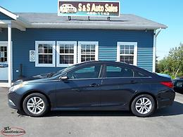 **LOWER PRICE**2014 Hyundai Sonata GLS