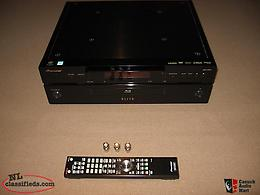 Pioneer Elite BDP-09fd Top of the line Blu-Ray Player in original box, very litt