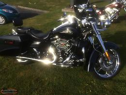 2013 CVO 110th Anniversary Road King