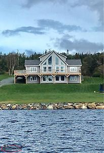 Waterfront Property On Cape Broyle Pond