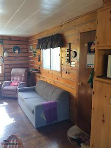 Sheffield Lake - For Sale: 3 Bedroom Cabin, All Inclusive.....