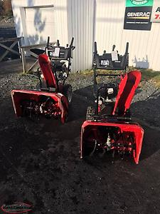 Jonsered Snowblowers