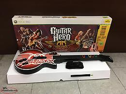 Broken/For Parts Xbox 360 and ps2 Guitar Hero instruments