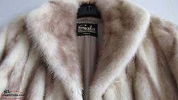 Ladies Full Length Fur Coat