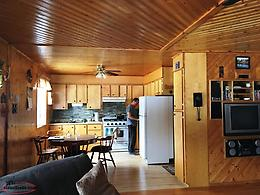 Fully Furnished Cabin for Sale at Rattling Brook, Rushy Pond