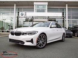 2019 BMW 3 Series $275 B/W (Plus Tax)