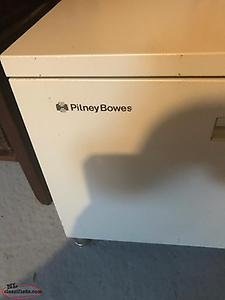 Pitney Bowes Metal File Cabinet