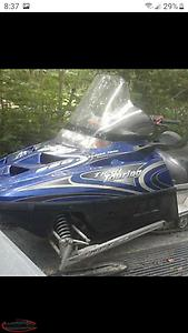 Wanted!!! 2003 polaris windshield