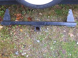Front receiver hitch (Tacoma)