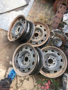 "17"" Steel Dodge 5 Hole Rims For Sale"