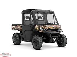 Fun 'n' Fast Deal - SAVE $3,500 on a NEW 2019 Can-Am Defender XT CAB HD10!