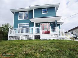 Ocean View 2 Bdrm Apartment FOR RENT - 337B Water St, Bay Roberts