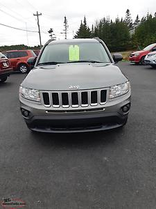 2013 JEEP COMPASS north edition 4×4 Heated seats