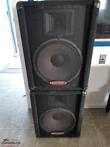 Crate speakers