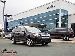 2015 Subaru Forester 2.5i at-$167.12 B/W Tax In