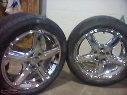 WHEELS FOR SALE 17 INCH