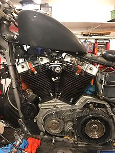 Wanted 75 Sportster Parts