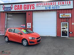 BUY HERE PAY HERE 2011 Chevrolet Sonic 92Km, 5 Speed,4 Door,Loaded ! INSPECTED !