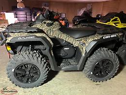 Can-Am 850 XT {CAMO} 2019 {$97.00 Biweekly}
