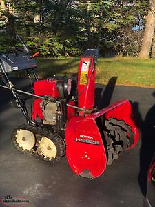 Honda HS9/28 Snowblower