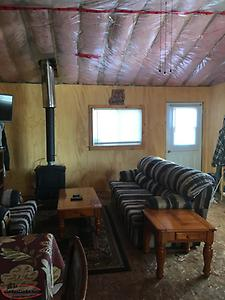 Cozy two bedroom cabin for sale
