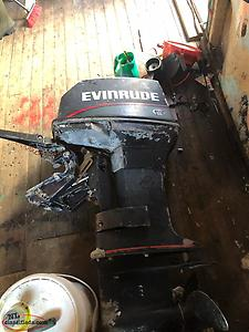 For Sale 45 Evinrude