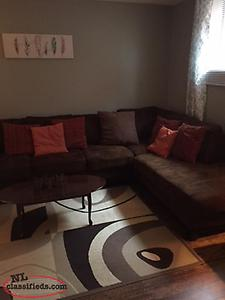 2 Bedroom apt short term/nightly rental