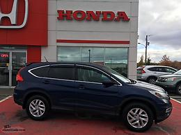 2016 Crv Ex 4WD Only 76000Km Honda Ext Warr remaining and a Honda Remote Start