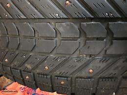 Winter Studded Tires and Rims for F150