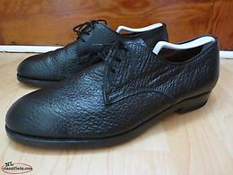 Dack's Black Water Bison Derbies in 9F - Made in Canada!