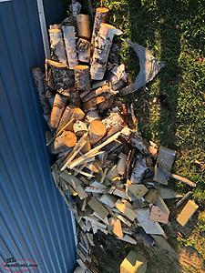 Mixed Dry Firewood For Sale