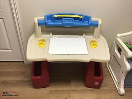 Little tikes desk