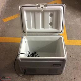 12V Coleman Electric Cooler/Warmer