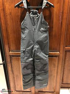Columbia winter bib pants boys size M