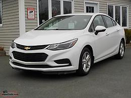 2018 Chevrolet Cruze LT with only 18K!!