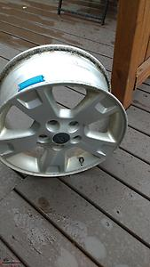 "16"" Factory Ford Rims"