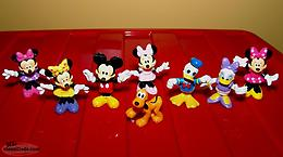 "MIckey Mouse 3"" Figures"