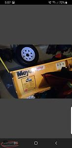 Meyer snow plow for sale.